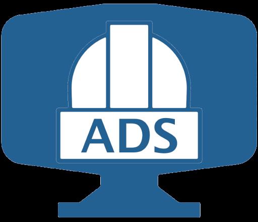 A.D.S. International logo