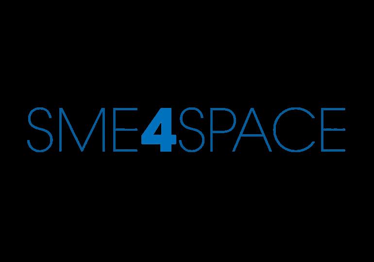 SME4Space blue logo